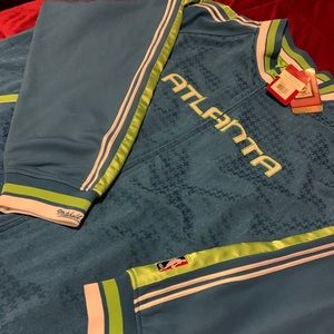 Hardwood Classic Mitchell & Ness NBA JACKET